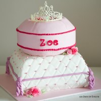 Zoe's Pillow Cake