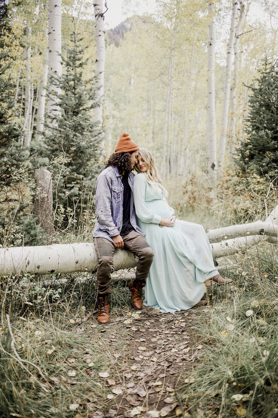 Sweet Girl Boy Love Wallpaper Rustic Boho Maternity Photos Bohemian Maternity 100