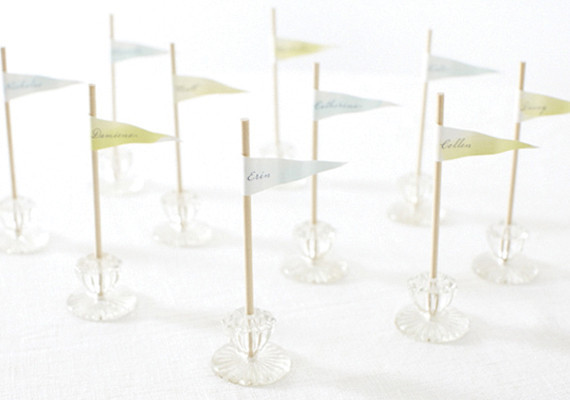 Drawer Knob Place Card Holders Diy Projects 100 Layer Cake