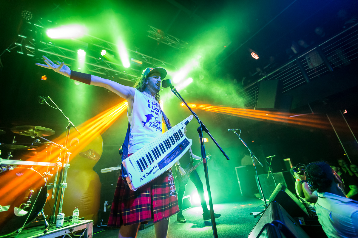 Wednesday 6 February 2019 Live Alestorm Perth 6 Feb 2019 100 Rock Magazine 100