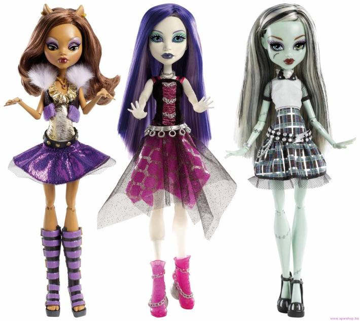 mattel-muñecas-monster-high