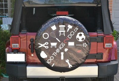 Tire Cover Central  - 1