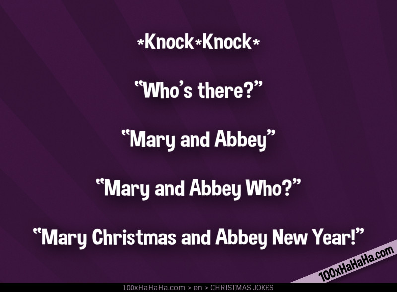Image of: Funny Christmas Knock Jokes Imagesanta Claus Winter And Elf Jokemary Christmas And Abbey New Year New Clasa New Year Knock Knock Jokes Fairyvaultradioco