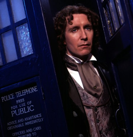 Between 8th And 9th Doctor
