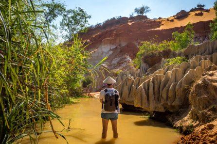 Fairy Stream, Mui Ne, Wietnam