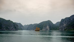 Zatoka Ha Long, Wietnam