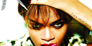 """Talk That Talk"" album cover"