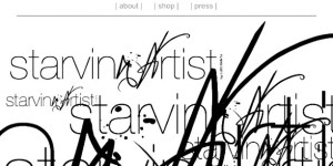 Starving Artist Logo