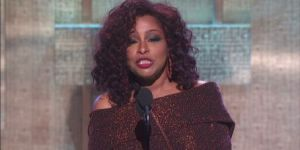 Chaka Khan is celebrating her 40th year in the music industry.