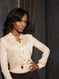 Kerry Washington returns to her alma mater, George Washington University.