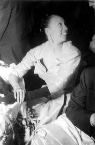 Josephine Baker in 1951.