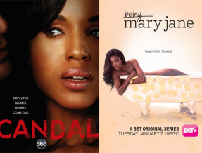 "Viewers are debating the depiction of black women on ""Scandal"" and ""Being Mary Jane."""