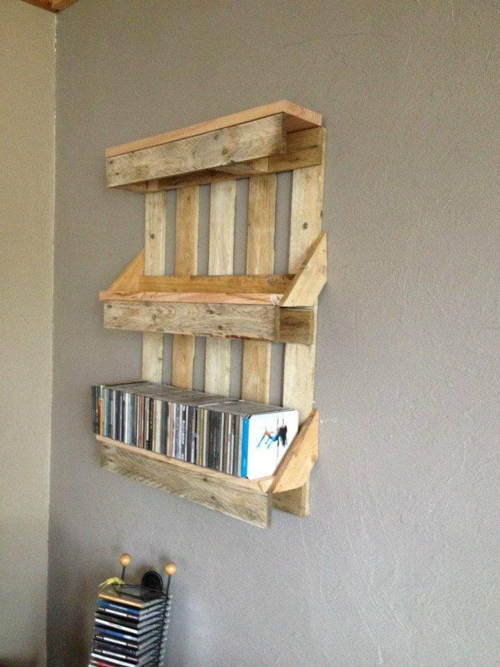 Sideboard 150 Bookshelf Out Of Pallets