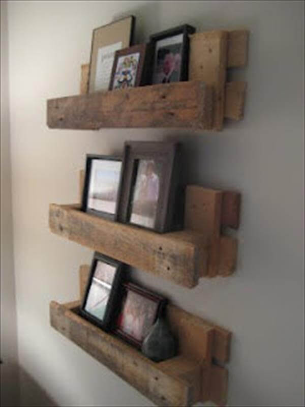 Diy Fantastic Pallet Shelves 101 Pallets