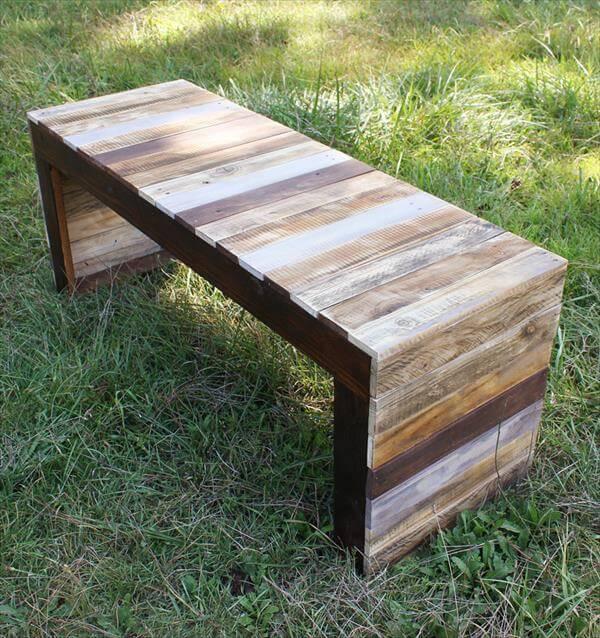 diy-pallet-table-and-bench-1jpg 600×638 pixels Repurposed