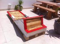 Pallet Lounge Chair | 101 Pallets