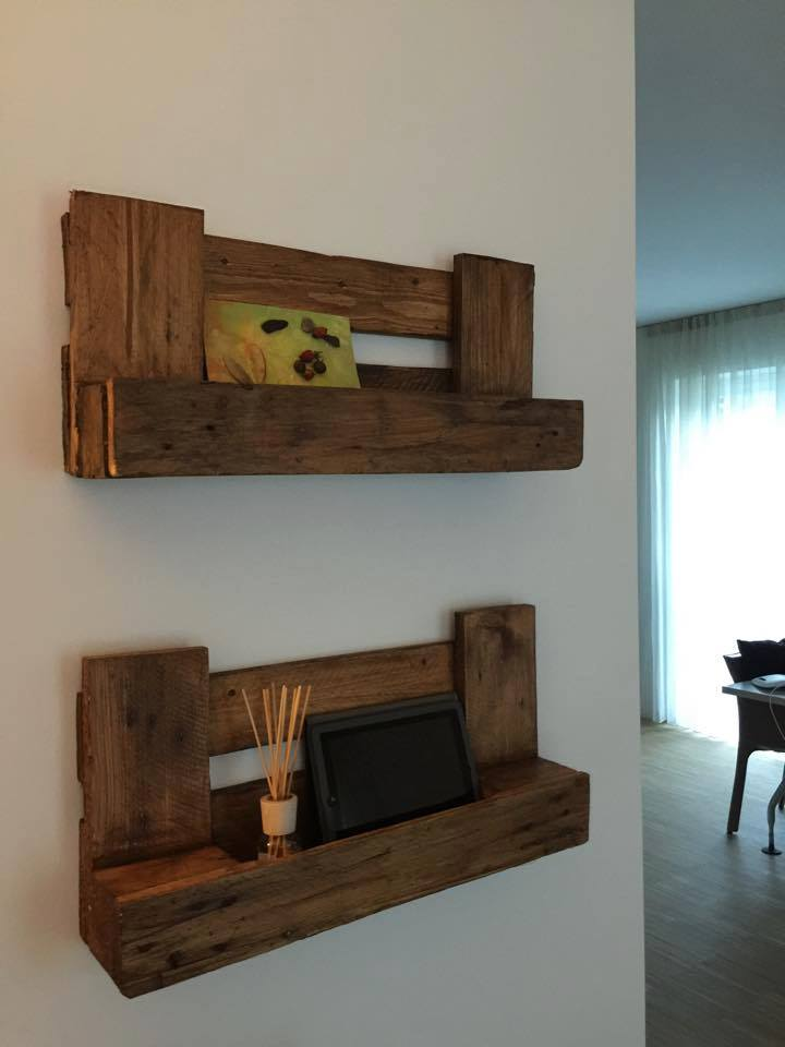 How To Build Pallet Shelves 101 Pallets