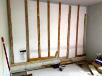 DIY Wood Pallet Wall Paneling   101 Pallets