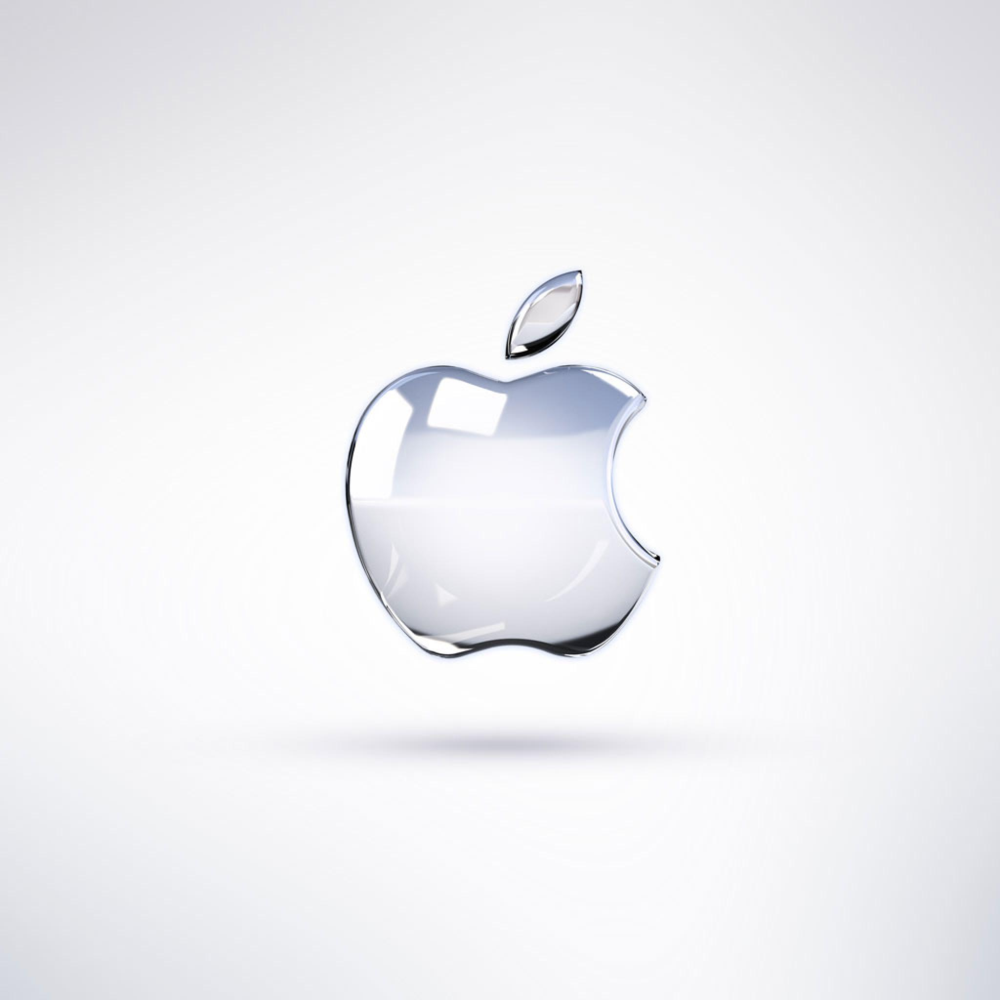 Iphone X 3d Touch Wallpaper Computers Glass Glossy Apple Logo Ipad Iphone Hd