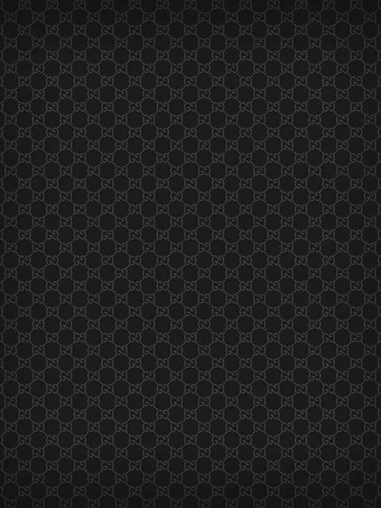 Chanel Wallpaper For Iphone 5 Backgrounds Black Gucci Pattern Ipad Wallpaper Ipad