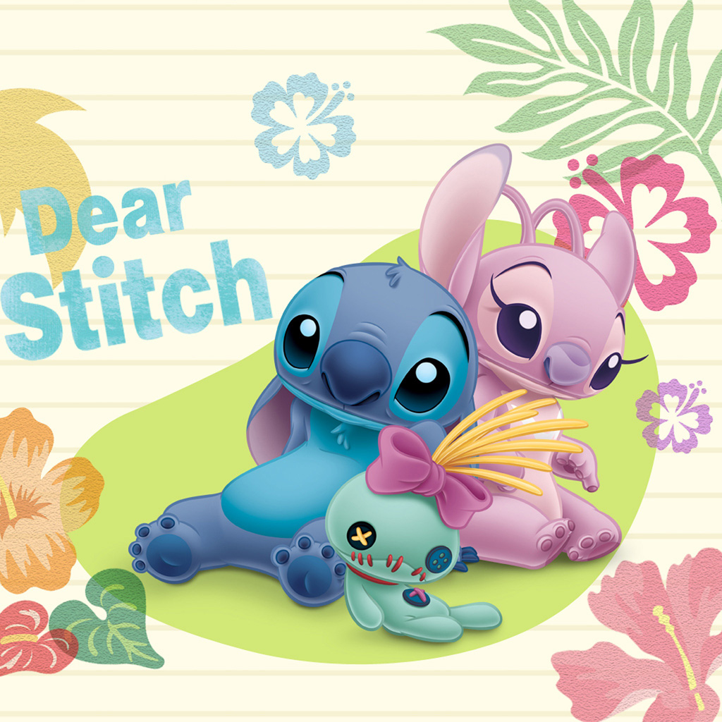 Cute Initial Wallpaper Miscellaneous Lilo And Stitch Experiment 624 Angel