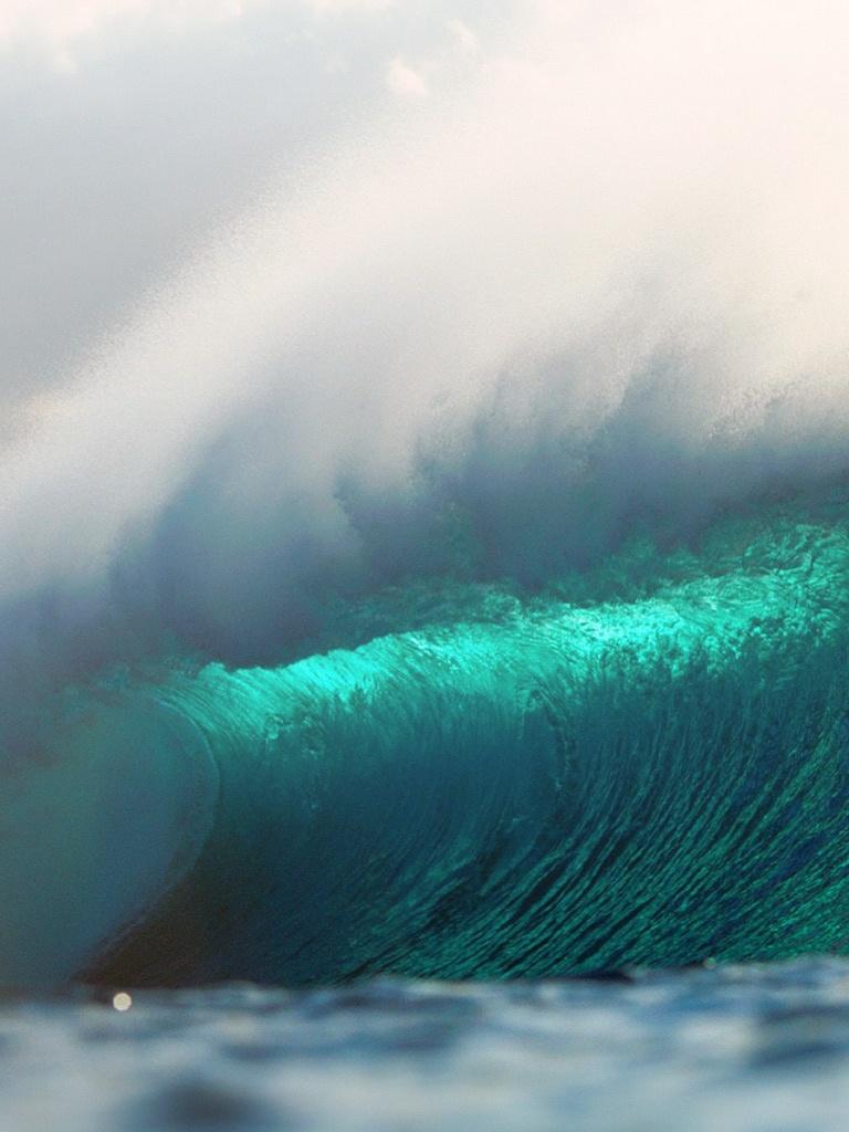 Yosemite Lava Falls Wallpaper Nature Big Surfing Ocean Waves Hawaii Ipad Iphone Hd