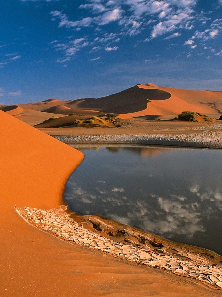 James Bond Iphone Wallpaper Nature Desert Oasis In Libya Ipad Iphone Hd Wallpaper Free