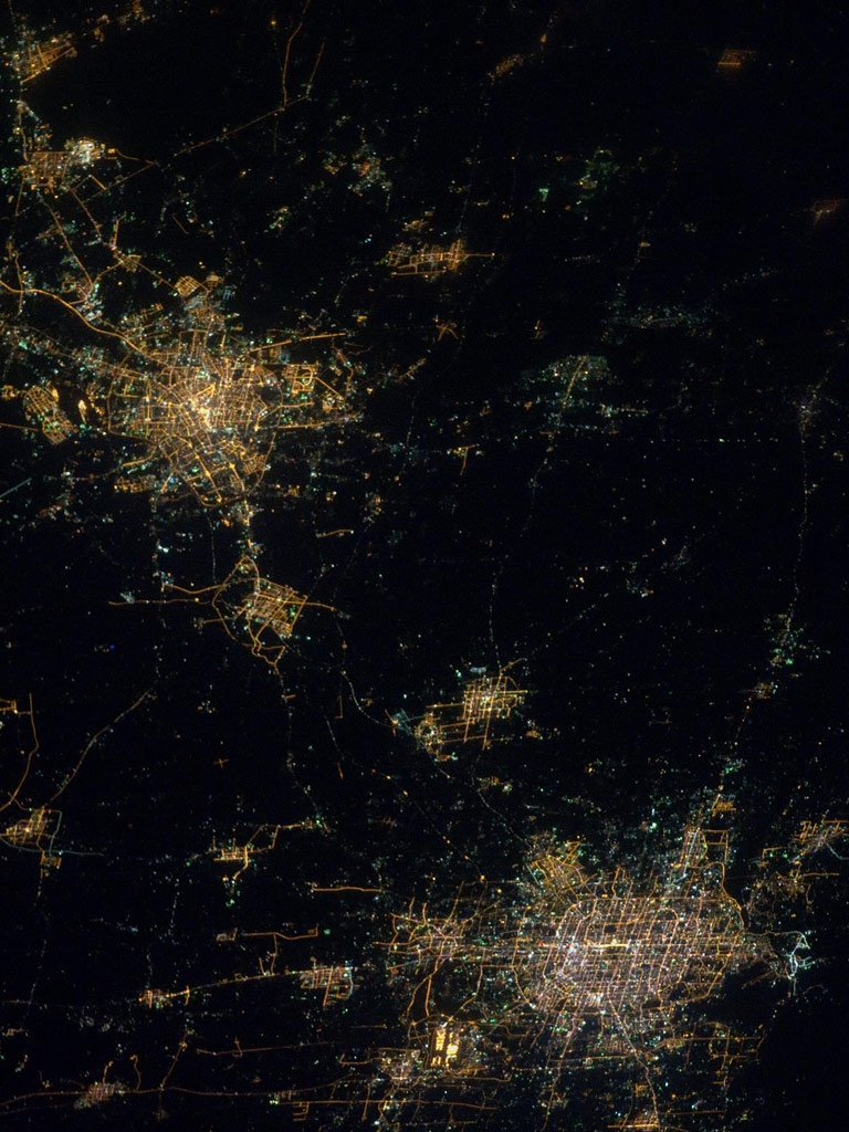 Andromeda Galaxy Wallpaper Iphone Space Beijing And Tianjin China At Night Ipad Iphone