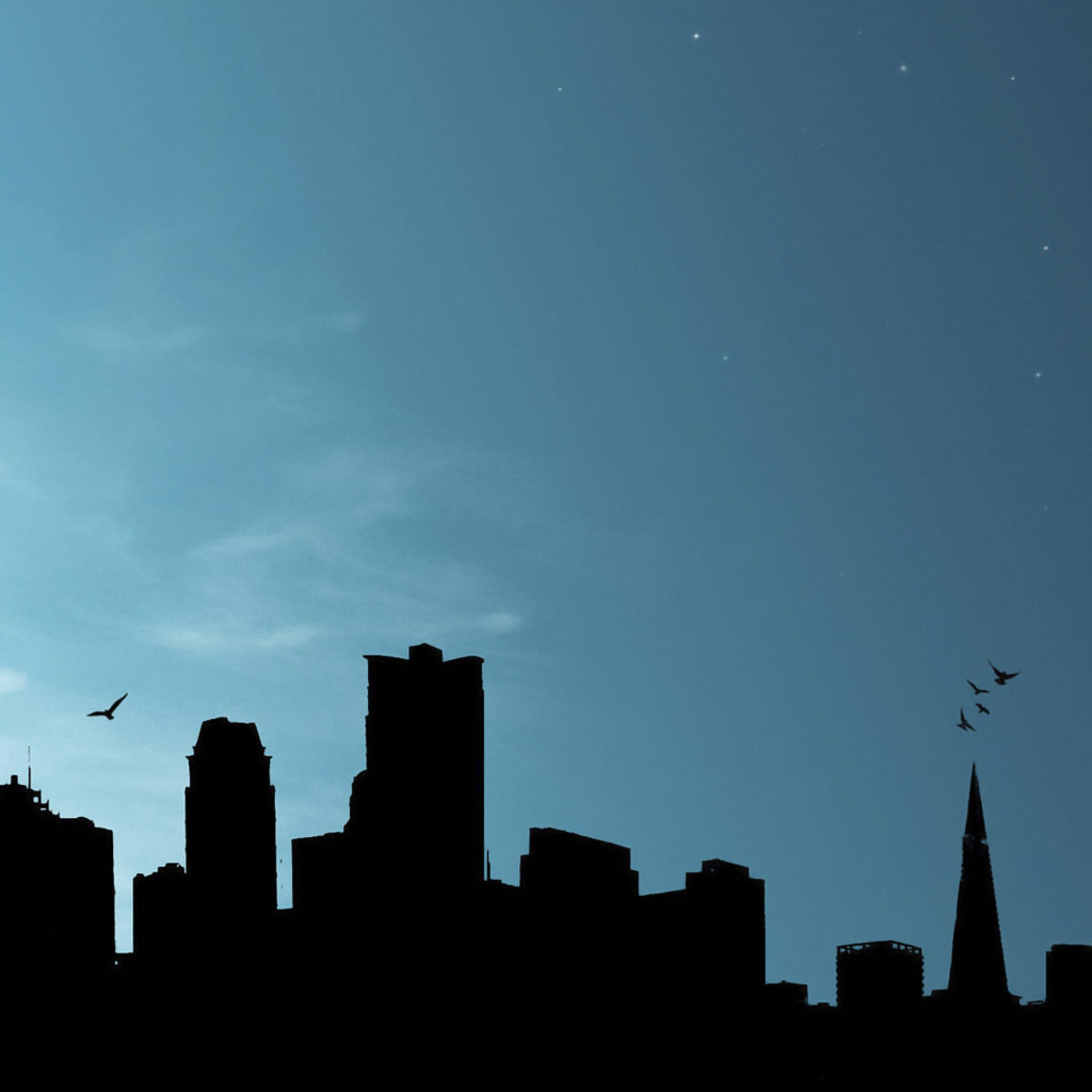 Tribal Wallpaper For Iphone Vector City Skyline Silhouettes Vector Art Ipad Iphone