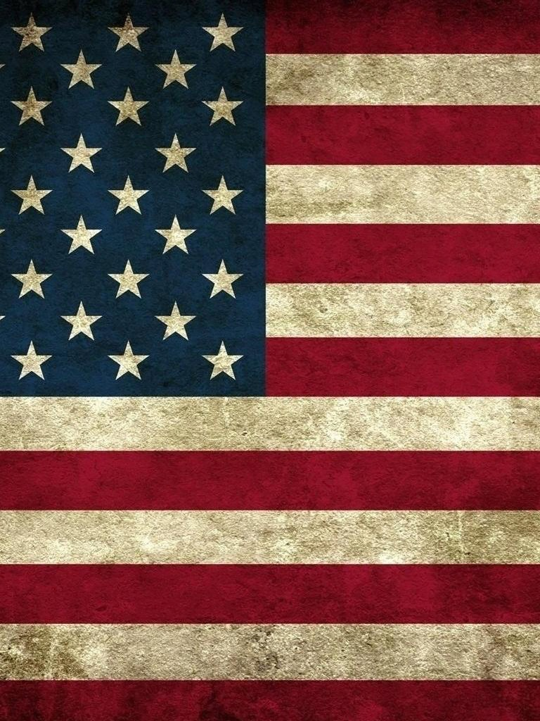 Basketball Wallpaper Iphone Vector Weathered American Flag Ipad Iphone Hd