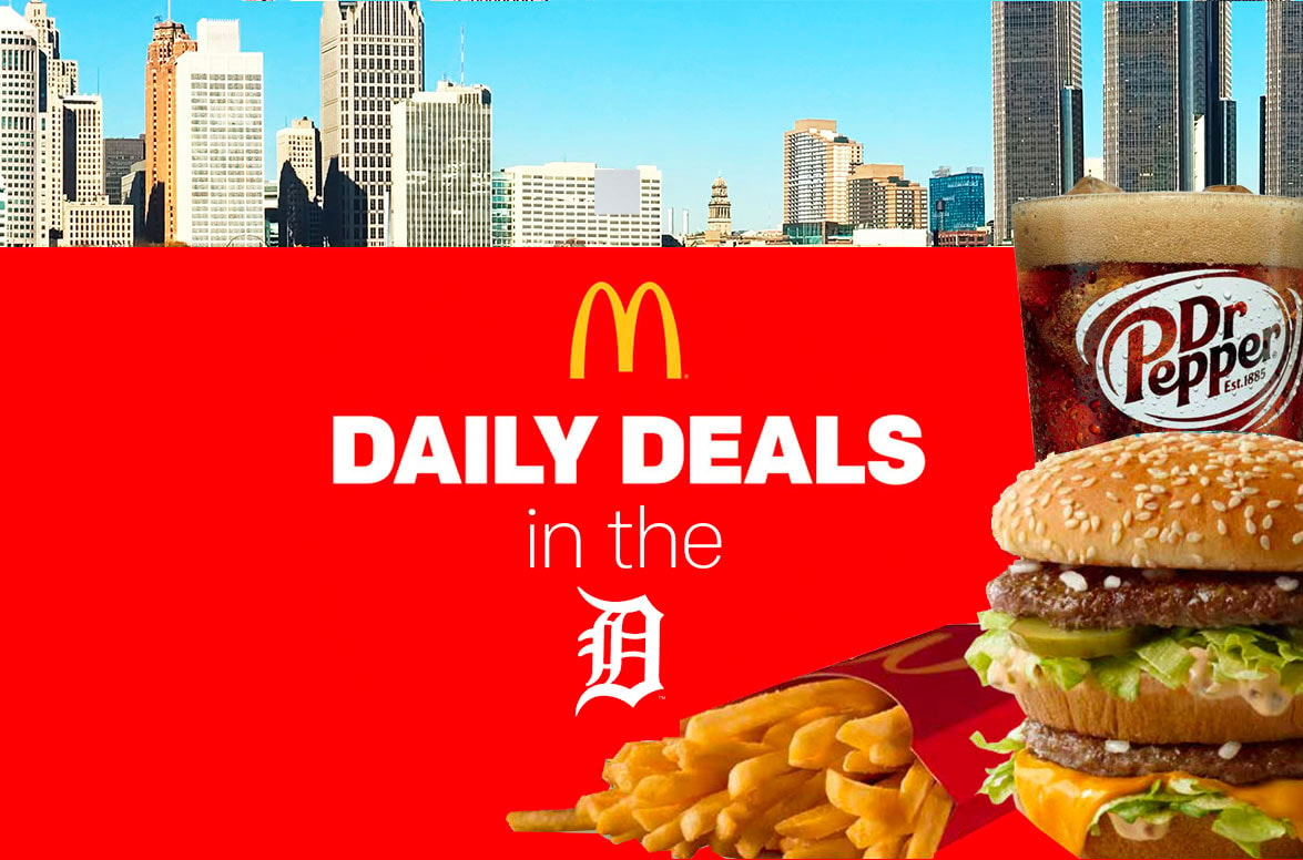 D Deals Mcdonald S And Dr Pepper Daily Deals In The D