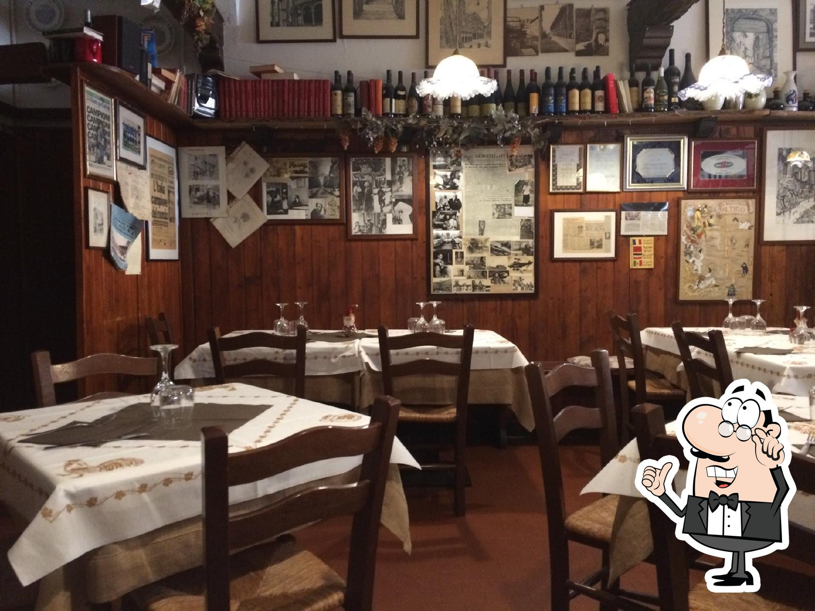 Trattoria Valerio Restaurant Bologna Restaurant Reviews