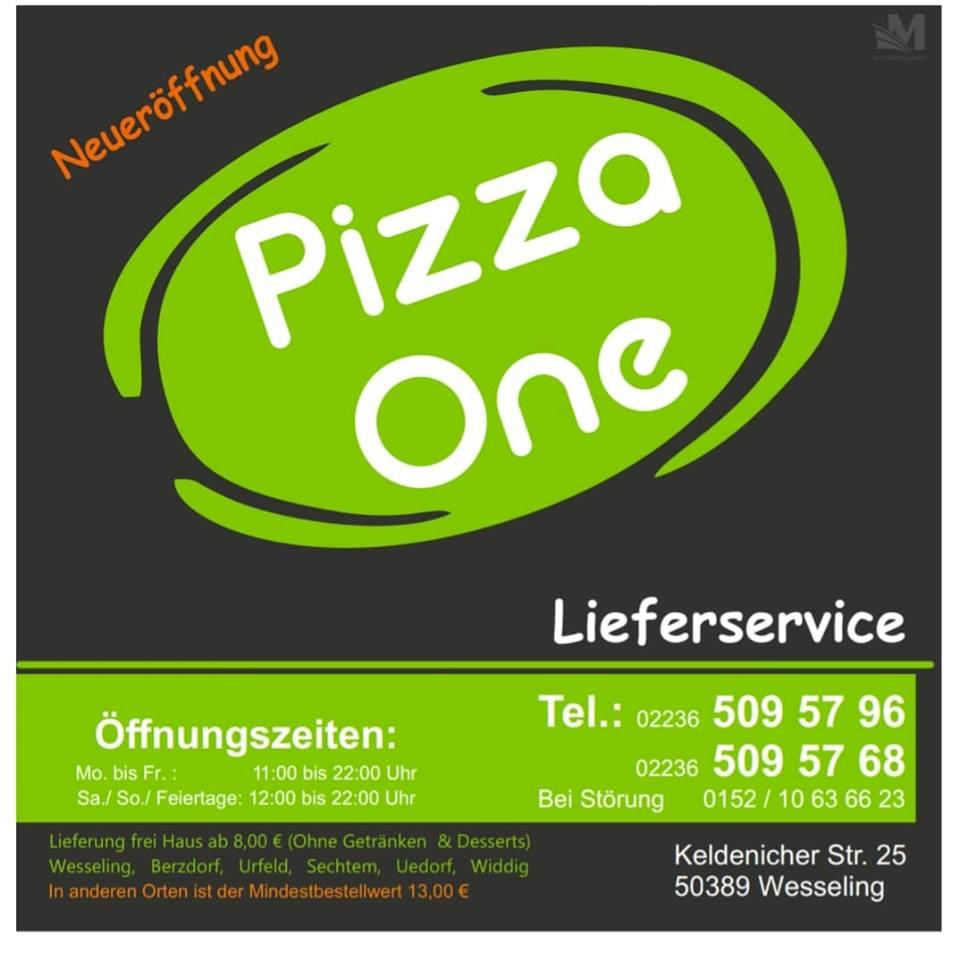 Pizza One Wesseling Wesseling Restaurant Reviews
