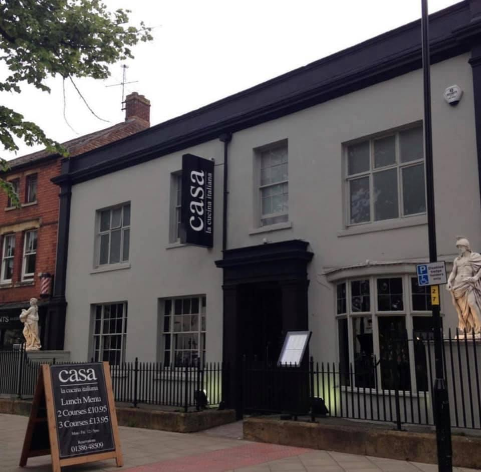 Casa La Cucina Italiana In Evesham Restaurant Reviews