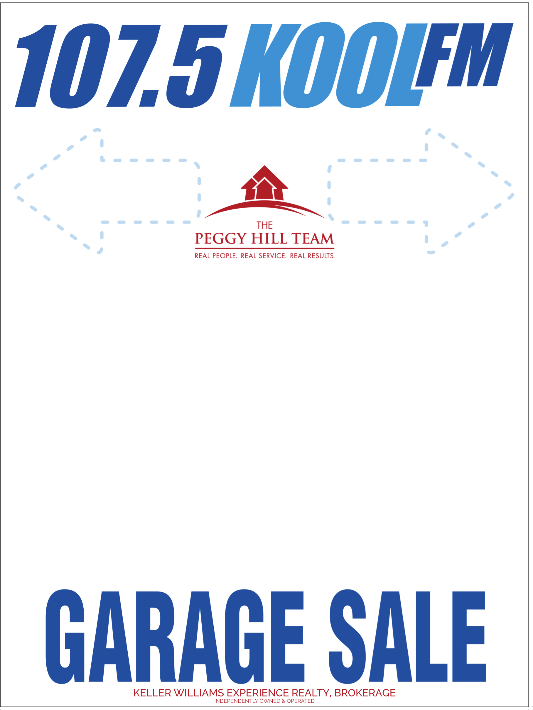 Garage Sale Price Stickers Garage Sales 107 5 Kool Fm