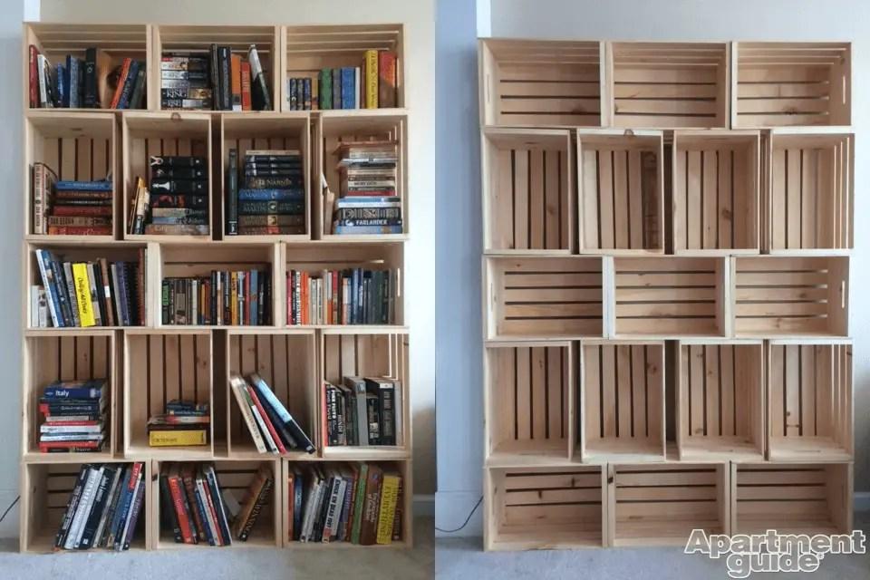Making Diy Bookshelf Ideas