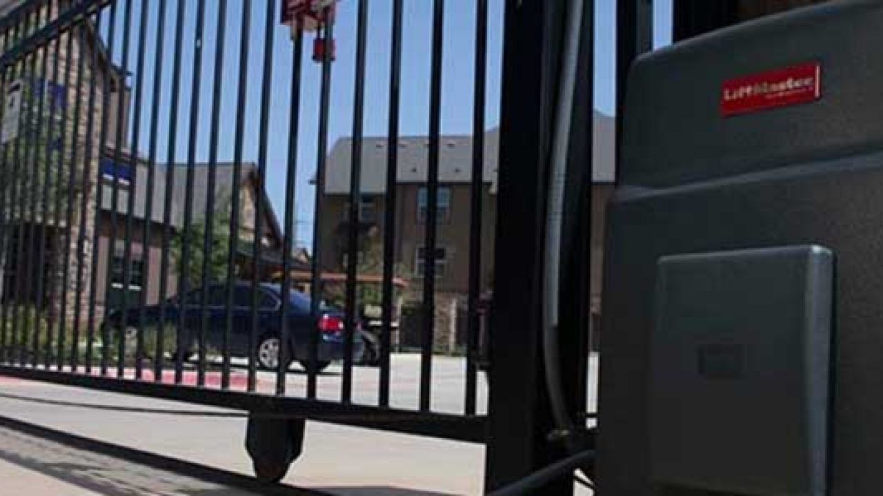 Automatic Gates Openers Residential The 5 Best Automatic Gate Openers Of 2019 Top Models