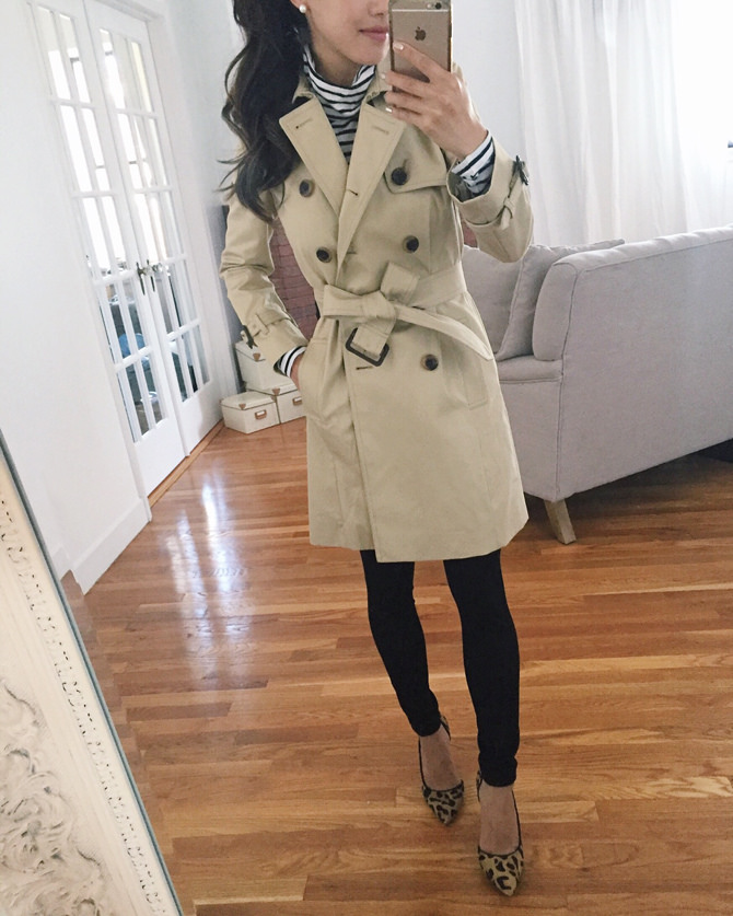 Classic Trench Coat Reviews 6 budget and petite-friendly options