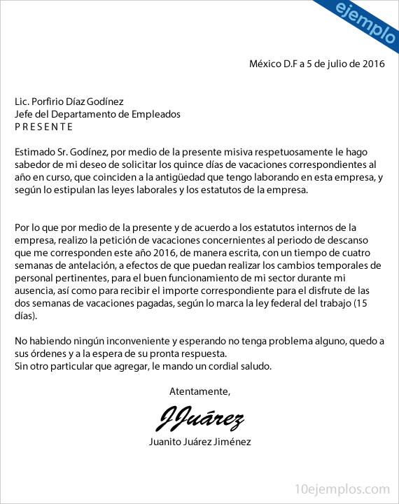 formato carta formal de solicitud - Acurlunamedia