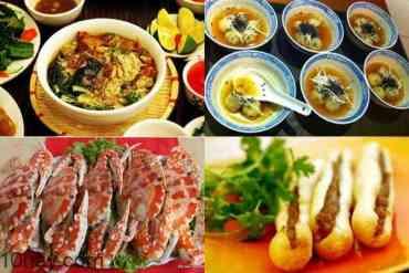 7 món ăn không thể bỏ qua khi đến Hải Phòng