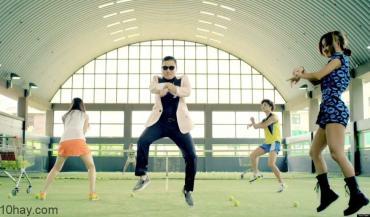 Top 10 MV Kpop được xem nhiều nhất YouTube