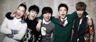 10 bài hát hay nhất của Big Bang