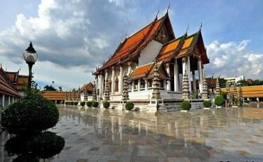 Top 10 ngôi chùa nổi tiếng nhất Thái Lan bạn biết chưa