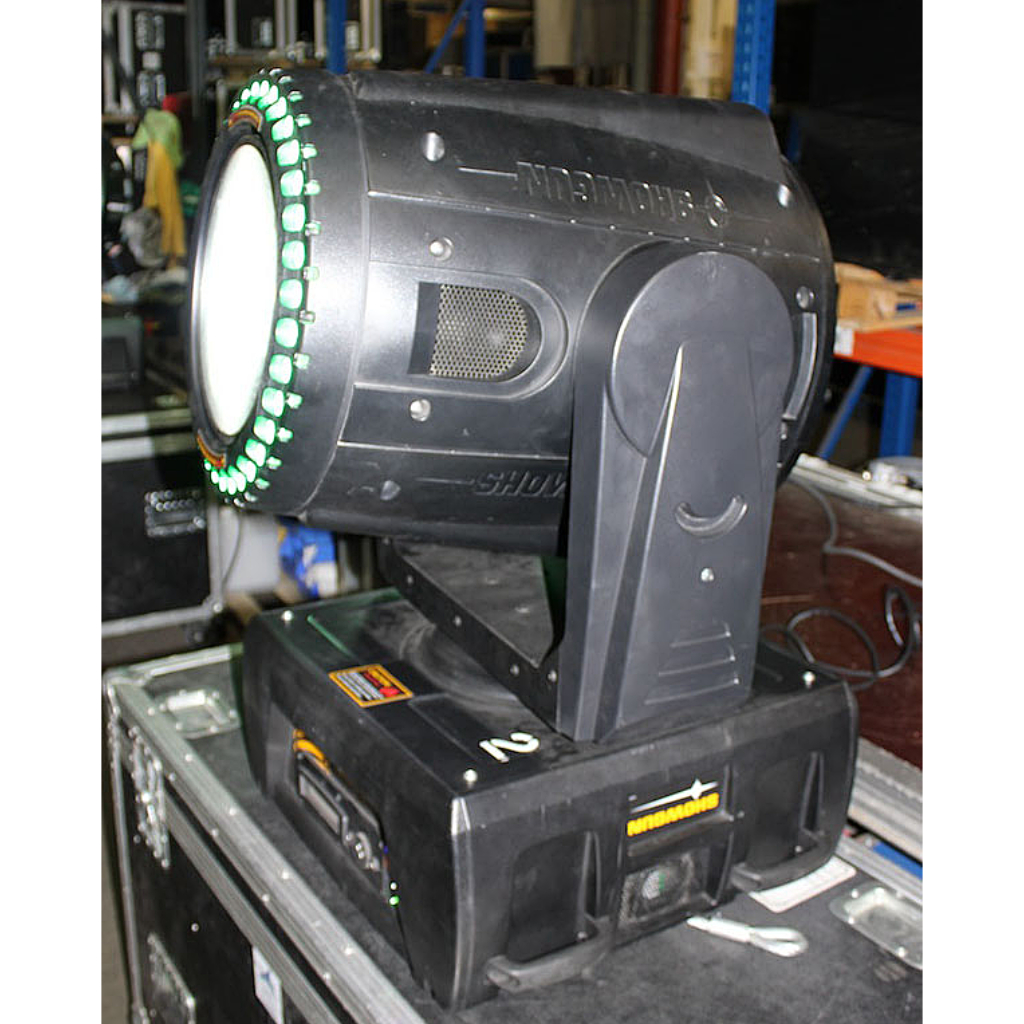 Jb Lighting A7 Zoom Manual High End Showgun Lighting Fixture Buy Now From 10kused