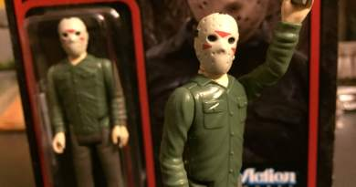 Retro action figures – a new twist on old toys.