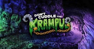 Don't Cuddle The Krampus!!!