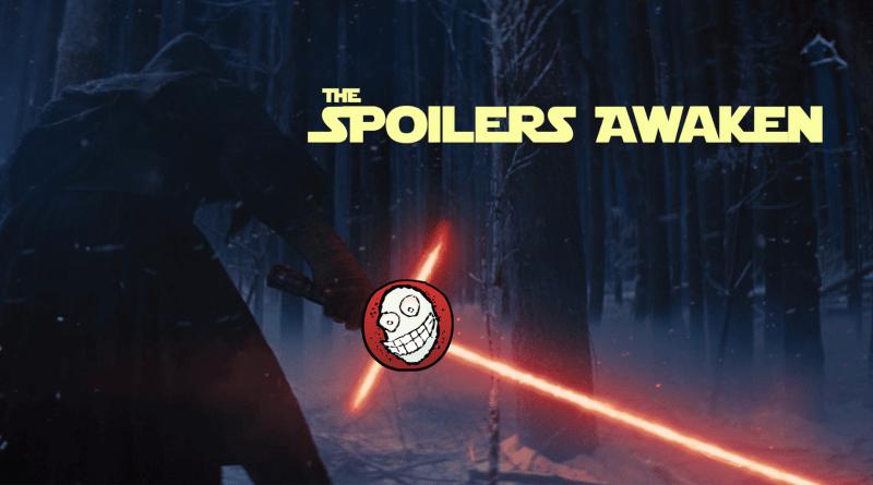 Star Wars: The Spoilers Awaken