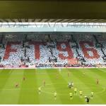 Hillsborough Disaster Justice mosaic