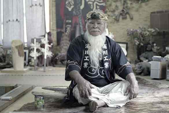 Ainu (2009- 2013) Exhibition of photographs by Laura Liverani