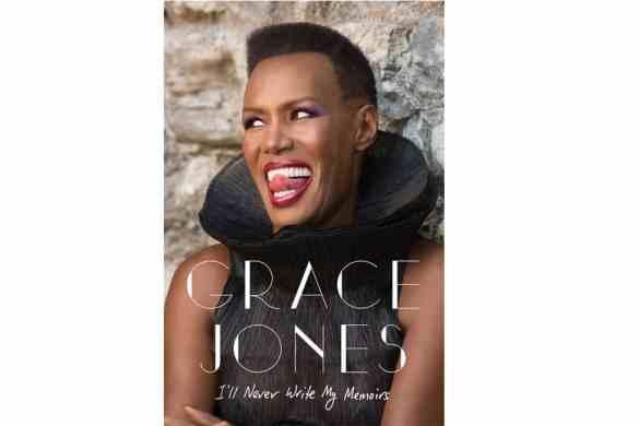 Grace Jones: I'll Never Write My Memoirs